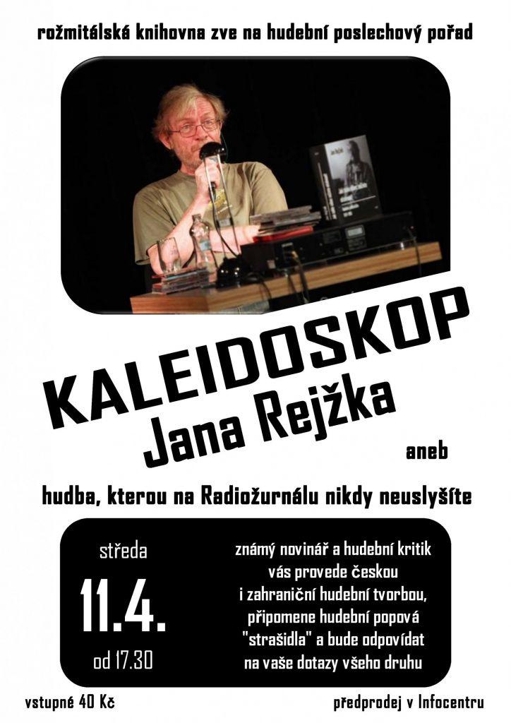 Jan Rejžek