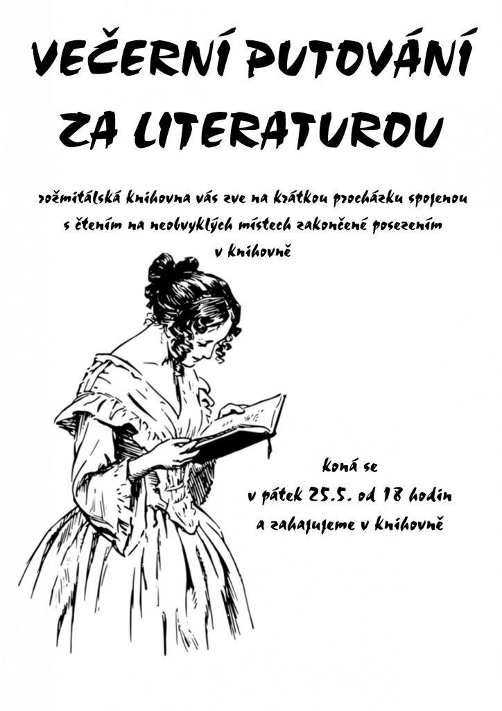 putování za literaturou